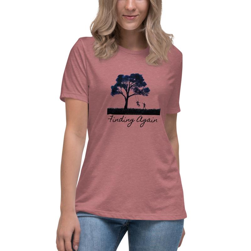 "Women's ""Finding Again"" Relaxed T-Shirt"
