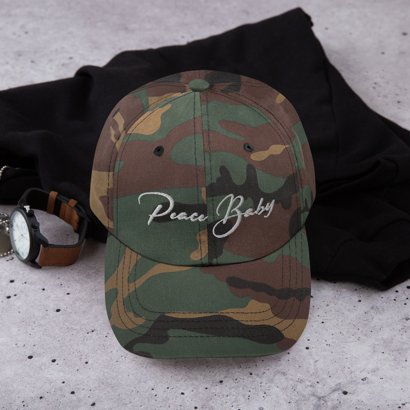 Classic Dad Hat | Yupoong 6245CM