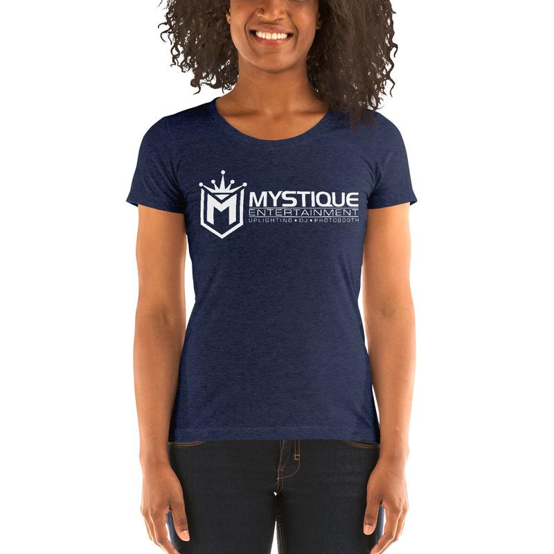 DJ Mystique Ladies' short sleeve t-shirt