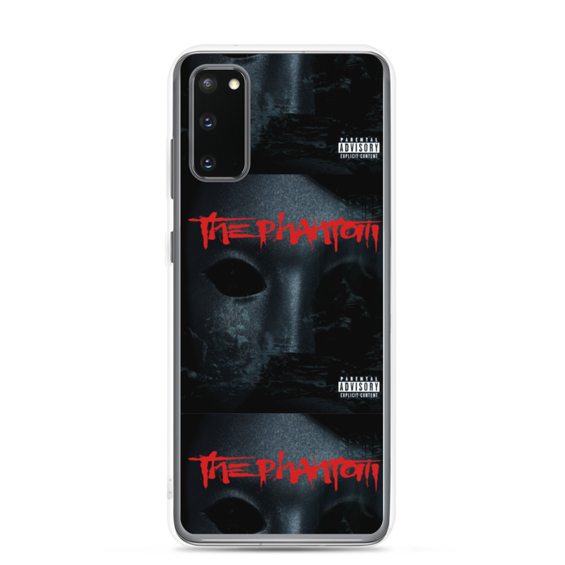 The Phantom Album Cover Samsung Case