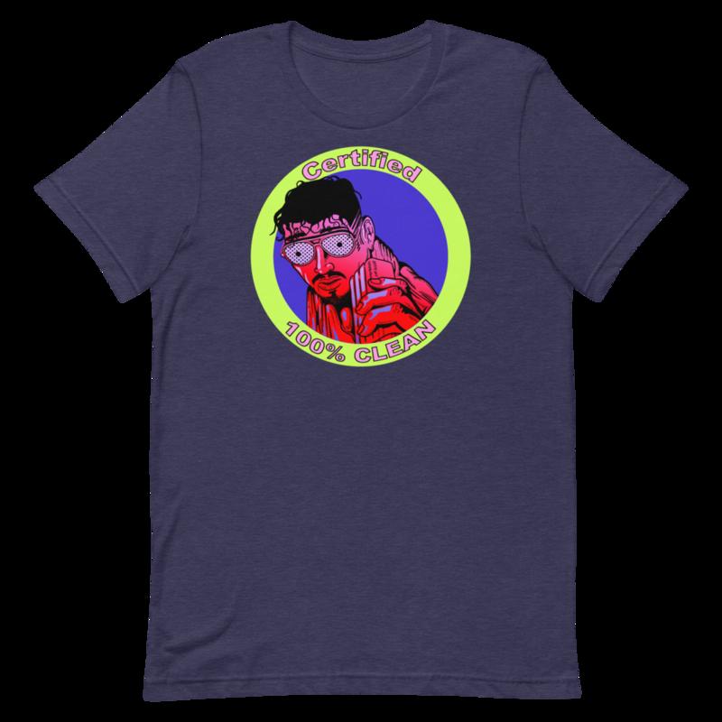 """CERTIFIED"" T-Shirt (Unisex)"