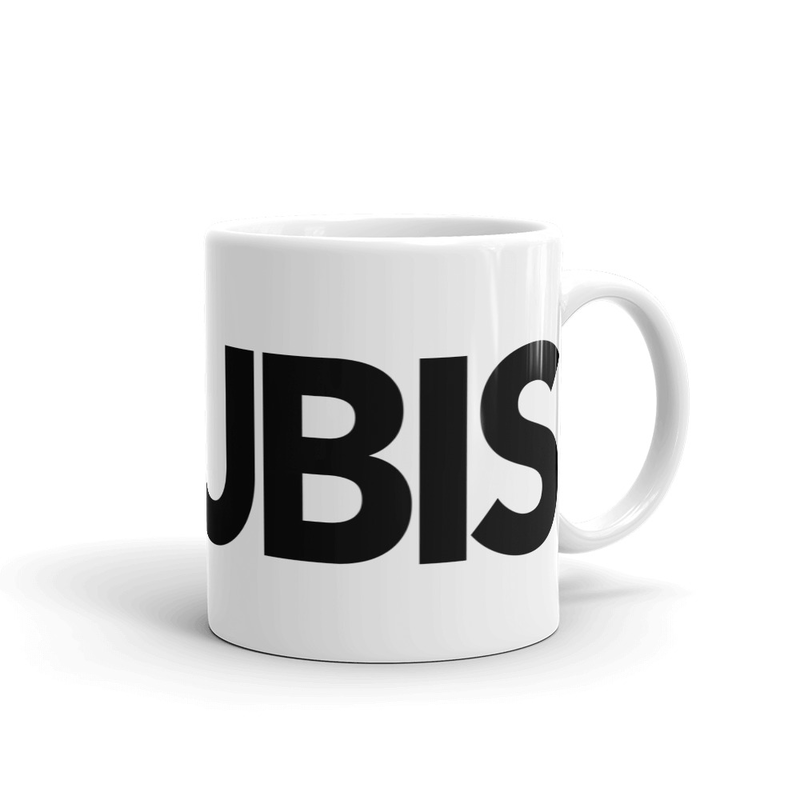 Anubis Logo Coffee Mug