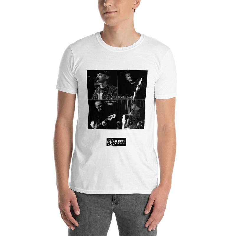 Ben Reel Band Live @JJ Smyths Dublin - Short-Sleeve Unisex T-Shirt