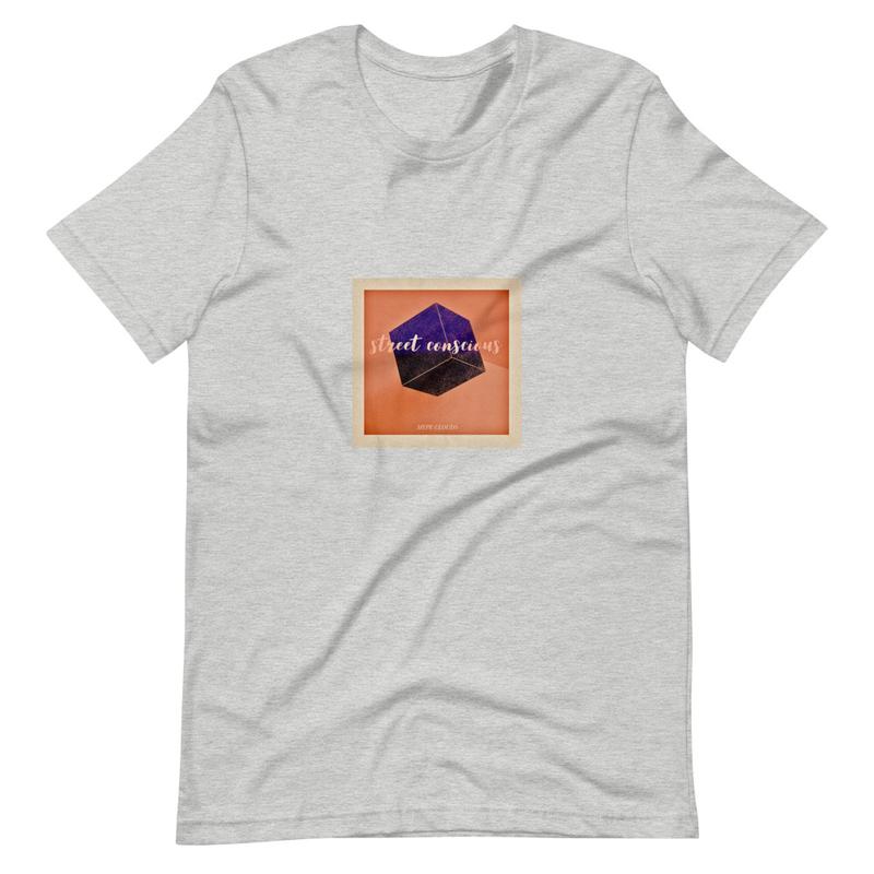Short-Sleeve Unisex T-Shirt (Hype Clouds - Street Conscious)