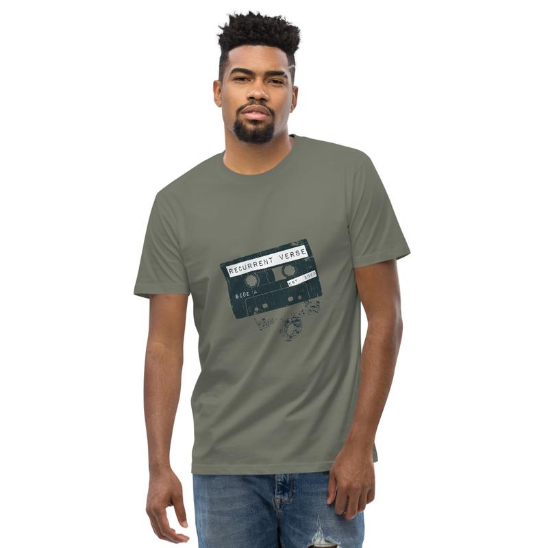 Unisex Tape Logo tee