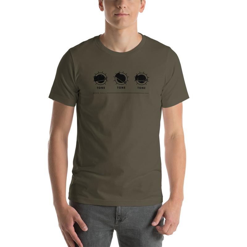 Tone Tone Tone NH Short-Sleeve Unisex T-Shirt