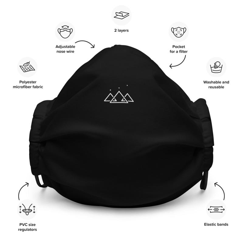 Origins Of Orion Icon Premium face mask