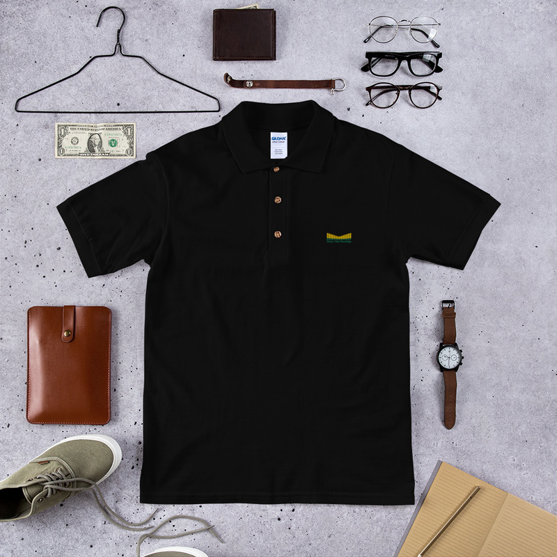 Deeper Vision - Embroidered Polo Shirt