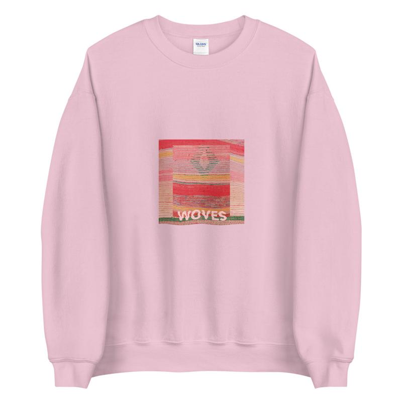 Unisex Sweatshirt (Woves - Release)