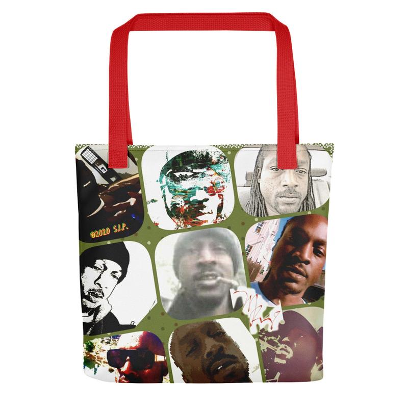 Tote bag- Mista Faces
