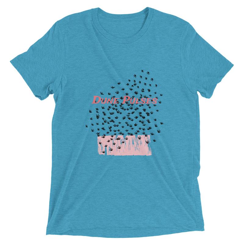 Dune Pulses (Swarm) Short sleeve t-shirt