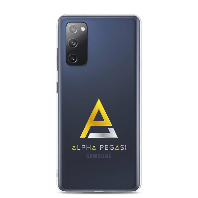 Alpha Samsung Case