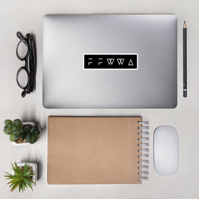 Bubble-free stickers - FFWWA