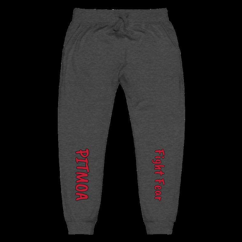 PITMOA unisex fleece sweatpants