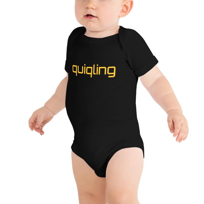 Quiqling Onesie