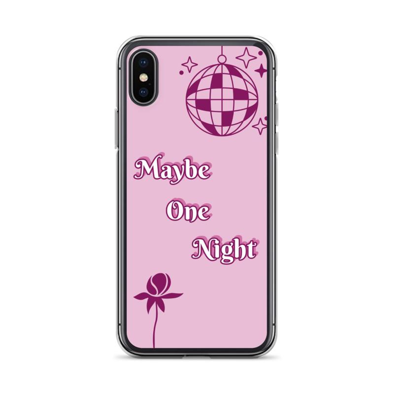 'One Night' iPhone Case