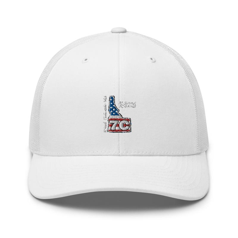 7C Band Trucker Cap
