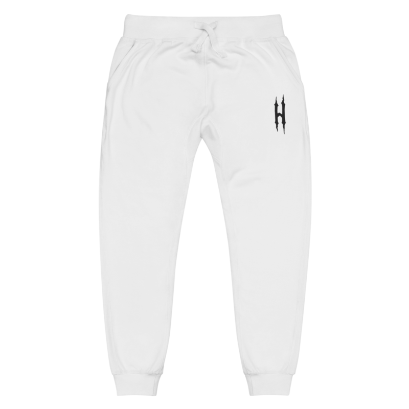 HONESTGANG Embroidered Unisex Joggers