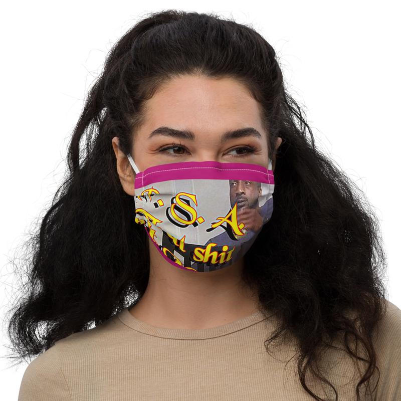 Premium face mask - PSA
