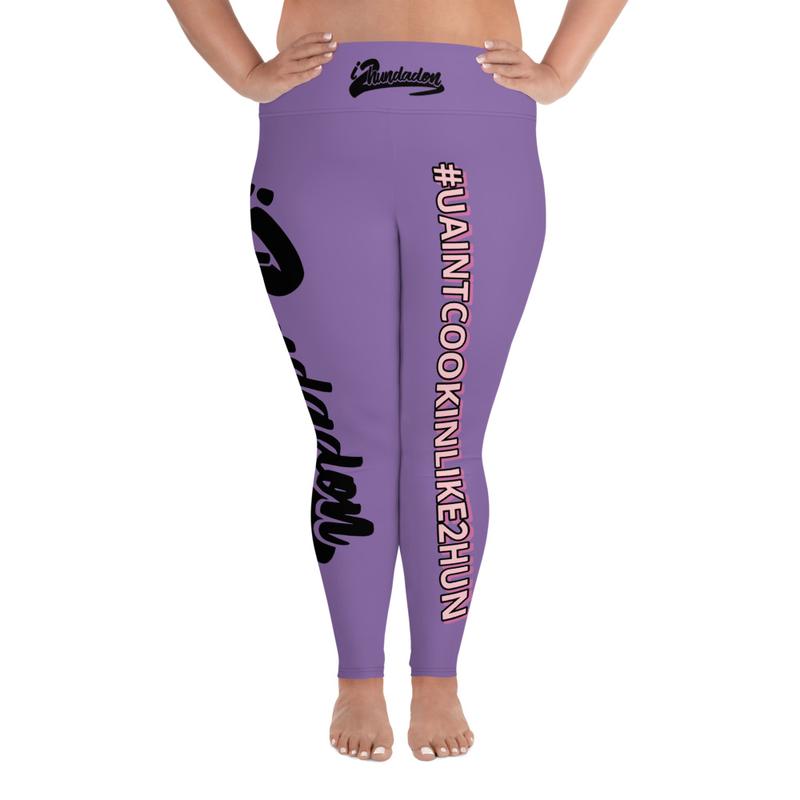 i2hunDaDon Plus Size Leggings (Women)