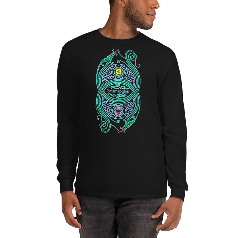 Dragons Men's Long Sleeve Shirt