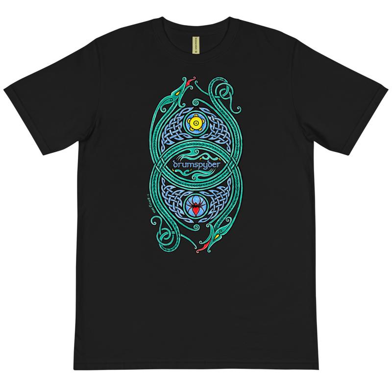 Dragons Organic T-Shirt