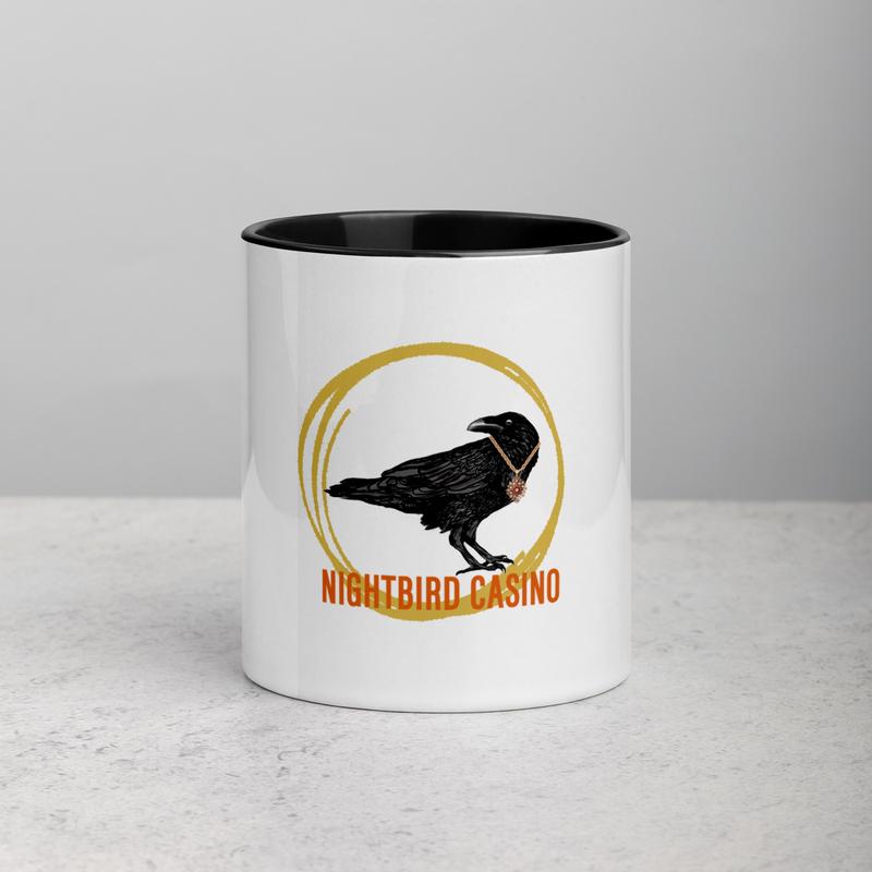 Nightbird Casino Beverage Mug