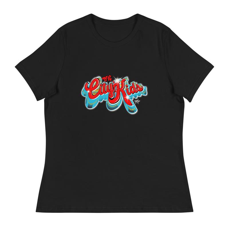 Graffiti Women's Relaxed T-Shirt