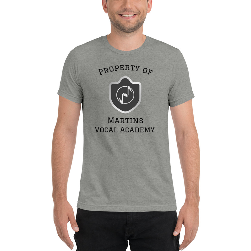 MVA Property of... Short sleeve t-shirt
