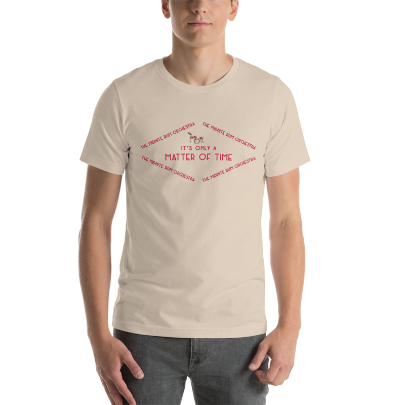 Matter of Time - Short-Sleeve Unisex T-Shirt