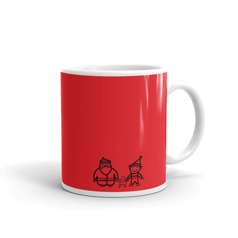 Yulegrass Christmas Coffee Mug