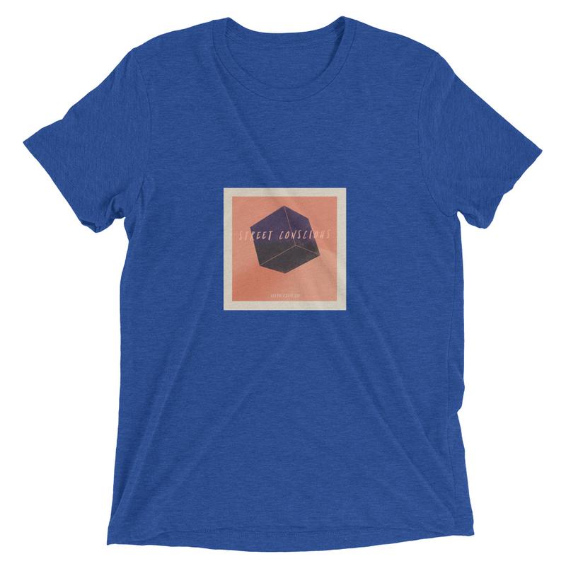 Short sleeve t-shirt (Hype Clouds - Street Conscious)