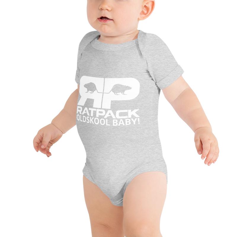 RatPack Baby Bodysuit