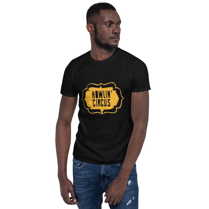 HC Logo Short-Sleeve Unisex T-Shirt