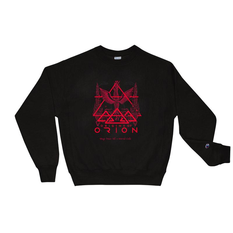 Wage Peace Blood Champion Sweatshirt