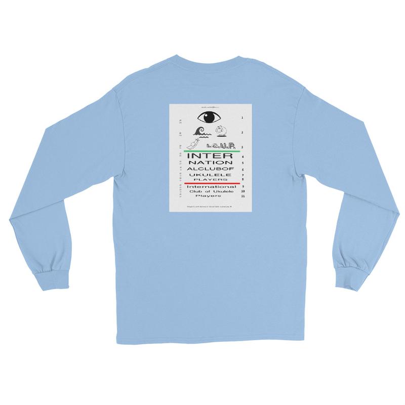 Men's Long Sleeve Shirt-Easy Colors