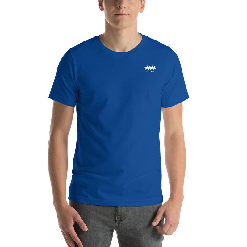 Fif Flow Unisex T-shirt (white lettering)