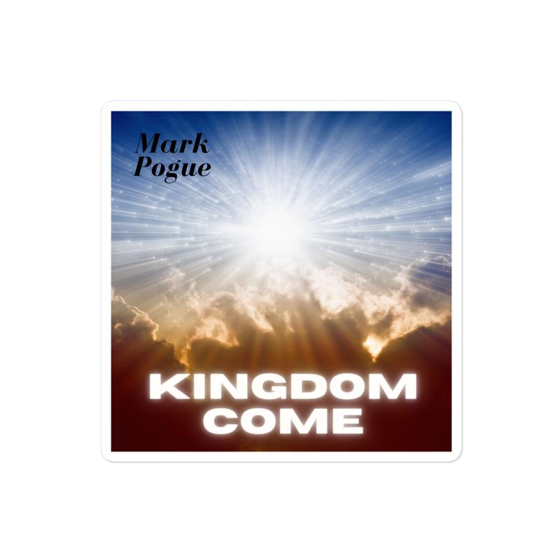 Kingdom Come-Bubble-free stickers
