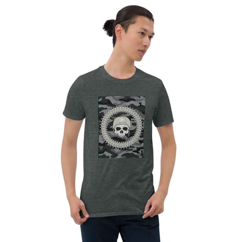 Runaway Soldier (Unisex T-Shirt)