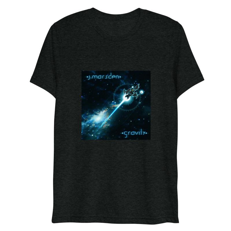 Gravity Album Cover T-Shirt