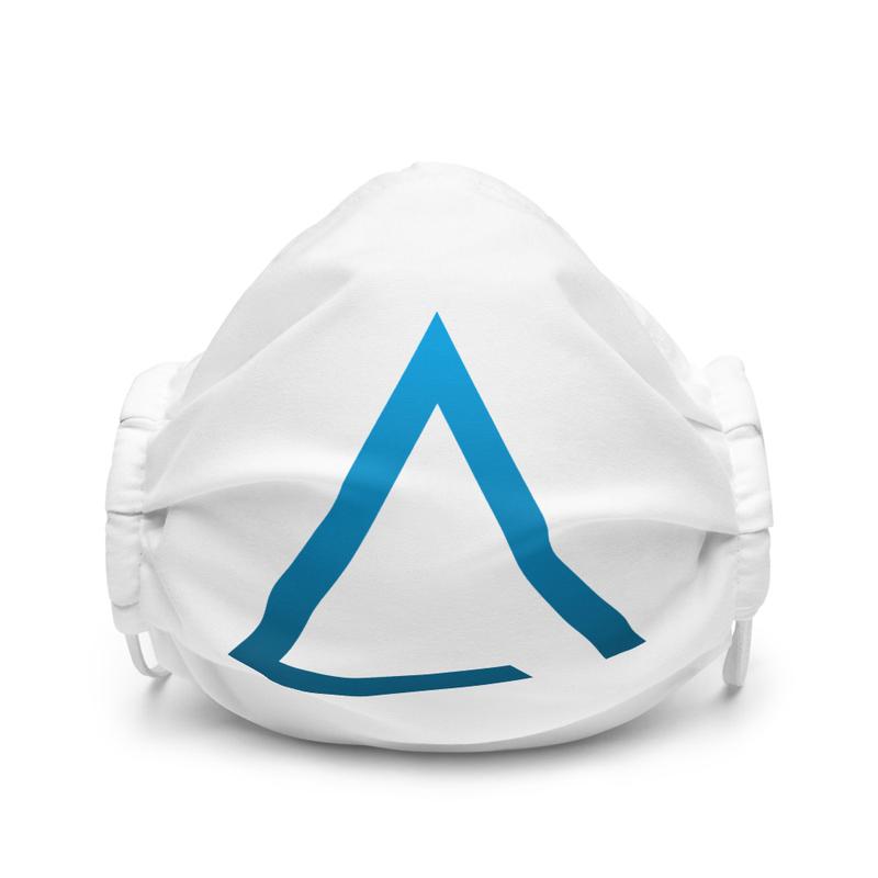 Premium face mask Lb Logo