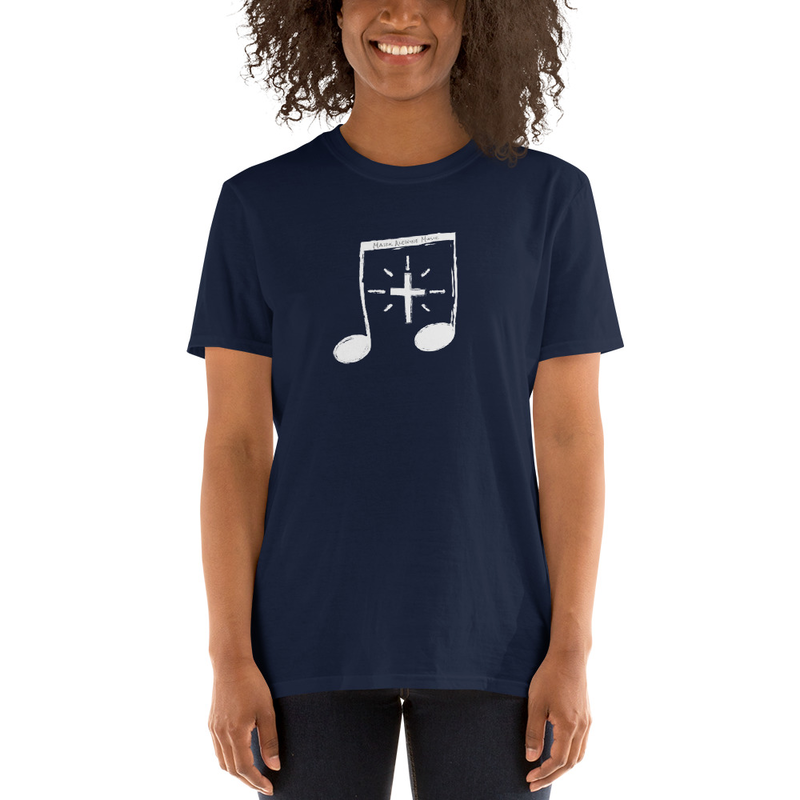 Softstyle T-shirt | Gildan (white logo)