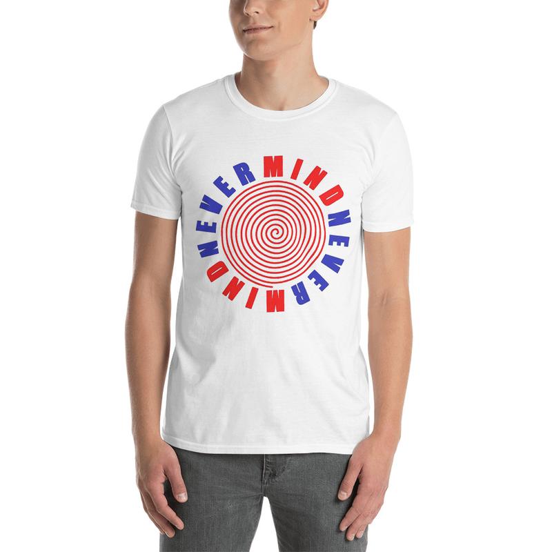 """""""Spiral"""" Short-Sleeve Unisex T-Shirt"""