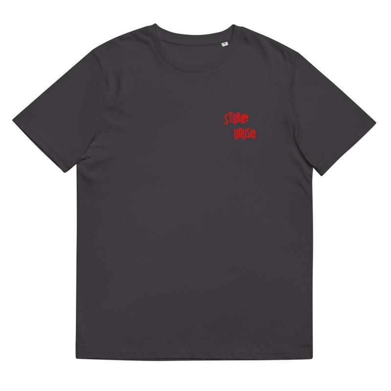 Storehouse - discreet logo unisex organic cotton t-shirt