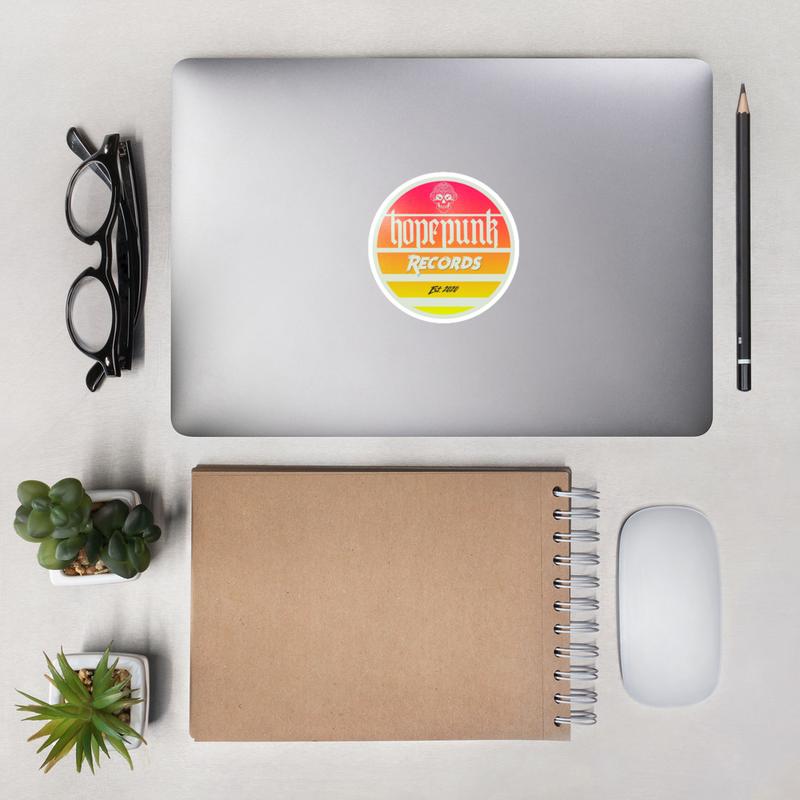 Bubble-free stickers - HPR Logo Original