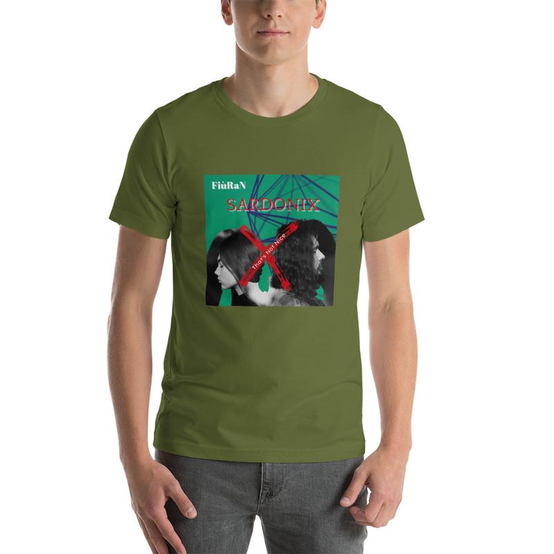 Fiùran Sardonix Unisex T-Shirt