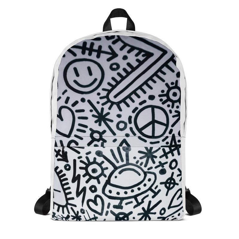 Peace & Love - Backpack