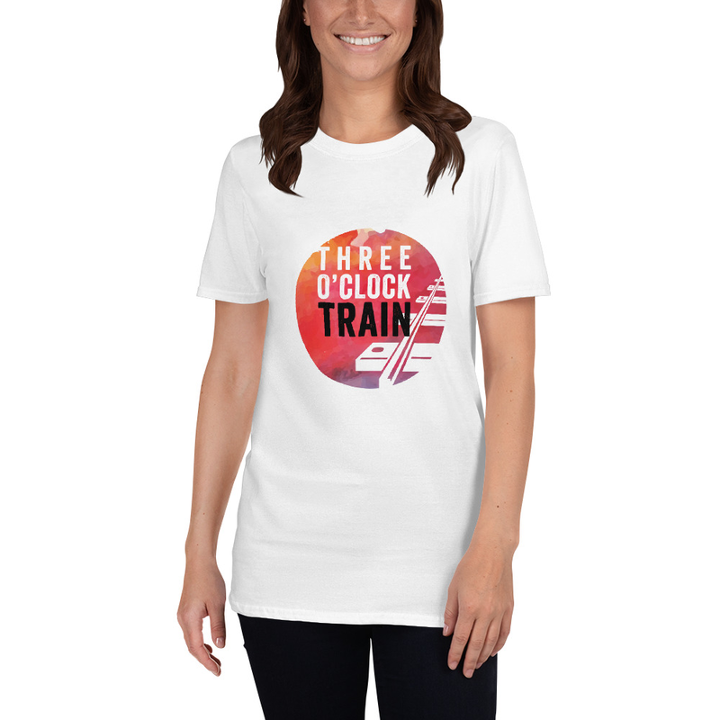 TRAIN TRACKS Short-Sleeve Unisex T-Shirt