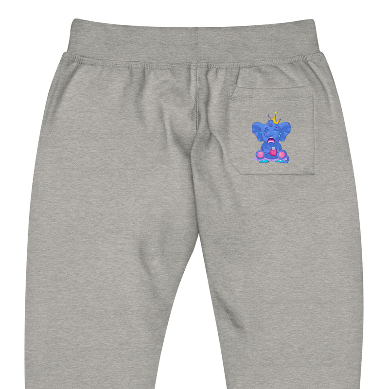 Unisex fleece sweatpants