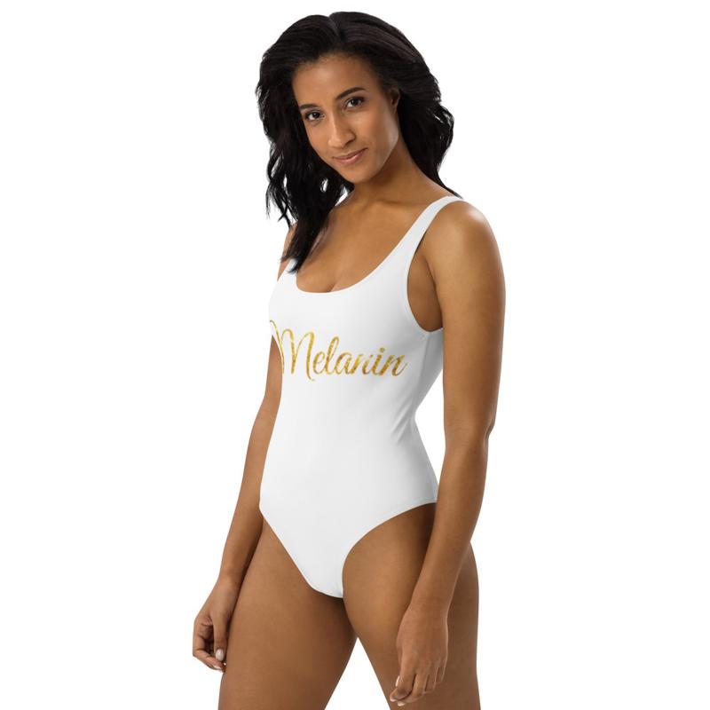 Melanin One-Piece Swimsuit